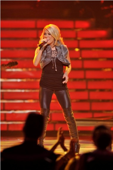 Carrie Underwood in Nikki Rich